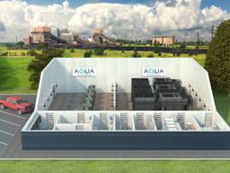 Оборудование для очистки обеззараживания сточных вод