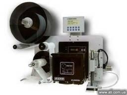 Оборудование для печати и нанесения этикеток (аппликаторы)