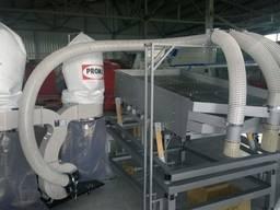 Оборудование для переработки орехов