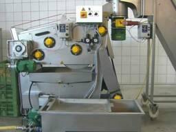 Оборудование для переработки овощей и фруктов.