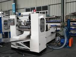 Оборудование для производства бумажных полотенец Z-сложения