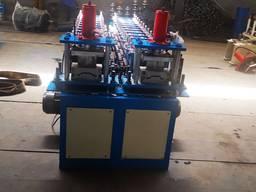 Оборудование для производства евроштакетника 2 в 1