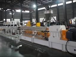 Оборудование для производства гранул из крахмала PBAT PLA