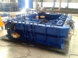Оборудование для производства лифтовых шахт, SUMAB Швеция