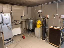 Оборудование для производства натурального хлебного кваса