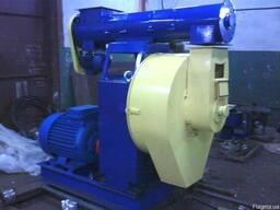 Оборудование для производства пеллет (гранул).400-1200кг/час