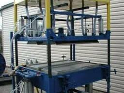 Оборудование для производства пенопол. блоков перекрытия