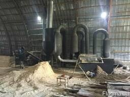 Оборудование для производства топливных брикетов пини кей