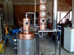 Оборудование для производства Виски, Коньяка . .. .