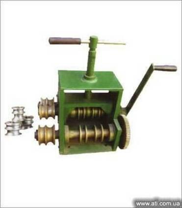 Оборудование для ручной холодной ковки
