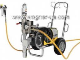 Оборудование для шпатлёвки с гидропоршневым насосом. . .