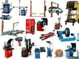 Оборудование для СТО, автосервис, шиномонтажное оборудование - фото 1