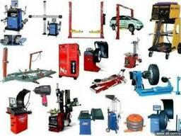 Оборудование для СТО, автосервис, шиномонтажное оборудование