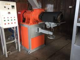 Линия для изготовления топливных брикетов