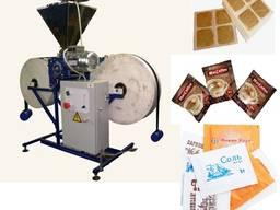 Оборудование для упаковки в сашет сыпучих продуктов