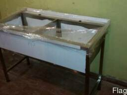 Оборудование из нержавеющей стали в наличии (столы производс