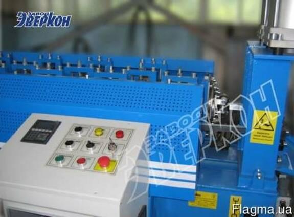 Оборудование линия для шинорейки стелажей складских, торговых
