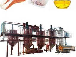 Оборудование для вытопки животных жиров, сала в кормовой жир
