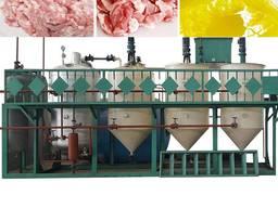 Оборудование для производства пищевого, технического и кормового животного жира