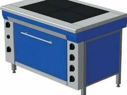 Оборудование пищевое промышленное ЕПК, плита промышленная