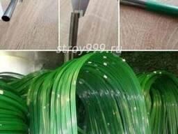 Оборудование по изготовлению труб для дуги теплицы из Китая - фото 1