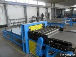 Продам станок для производства металлопрофиля