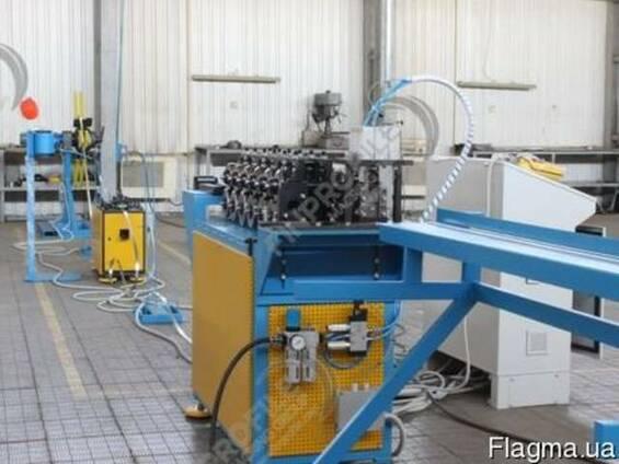 Оборудование для производства уголка и маячкового профиля