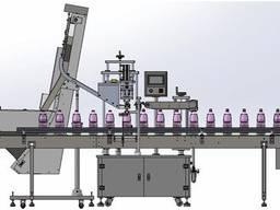 Оборудование производственное/Линия разлива жидкостей