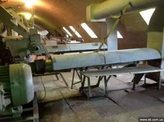 Оборудование по производству топливных брикетов