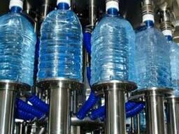 Оборудование розлива воды 5 литров