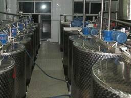 Оборудования для производства заквасок