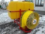 Обприскувач вентиляторний 800 л - фото 3