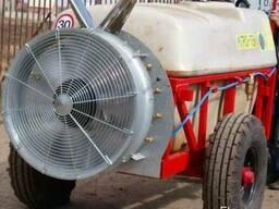 Обприскувач вентиляторний причіпний ОВП-2000