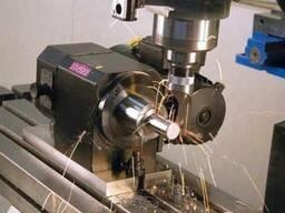 Обработка материалов на токарном и фрезерном станках с ЧПУ