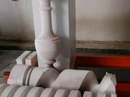Обработка натурального камня. Порезка плит из керамогранита