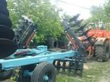Обработка почвы, на тракторах Кировец.Все работы, вспашка, - фото 1