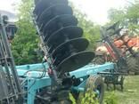 Обработка почвы, на тракторах Кировец.Все работы, вспашка, - фото 2