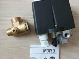 Обратный клапан компрессора, реле давления, автоматика