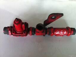 Обратный клапан MAN TGA Wabco 4340140000 Wabco 4341002280