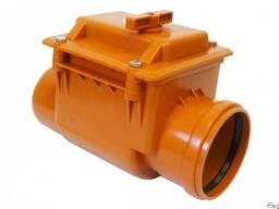 Обратный клапан наружной канализации D-110