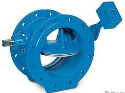 Обратный клапан с наклонным диском СVH-41 Ду 100. ..500