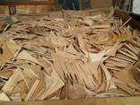 Обрезки фанеры на дрова - фото 1