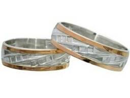 Обручальные кольца пара