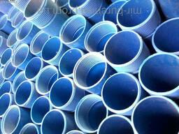 Обсадная пластиковая труба 125 мм нпвх для скважин