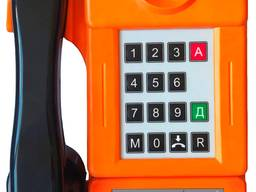 Общепромышленный телефонный аппарат ТАШ-11П-IP-С