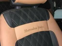 Обшивка салона Mercedes Sprinter Vito Viano переоборудование