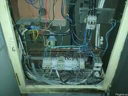 Обслуживание электроустановок.