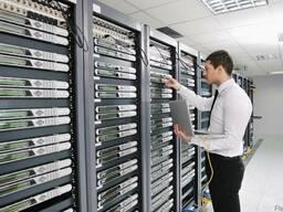 Обслуживание и администрирование серверов