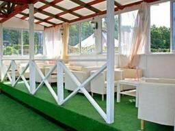 Виготовлення літніх терас майданчиків кафе