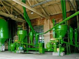 Обслуживание и установки линий гранулирования пеллеты и комб